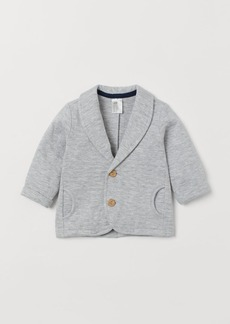 H&M H & M - Cardigan with Collar - Gray