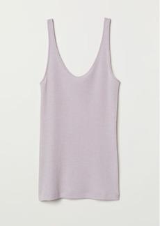 H&M H & M - Cashmere-blend Camisole Top - Pink