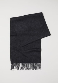 H&M H & M - Cashmere-blend Scarf - Gray