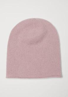 H&M H & M - Cashmere Hat - Pink