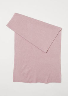 H&M H & M - Cashmere Scarf - Pink