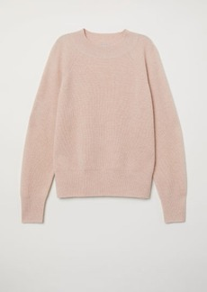 H&M H & M - Cashmere Sweater - Orange