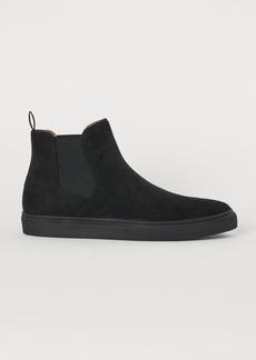 H&M H & M - Chelsea Boots - Black