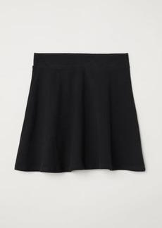 H&M H & M - Circle Skirt - Black