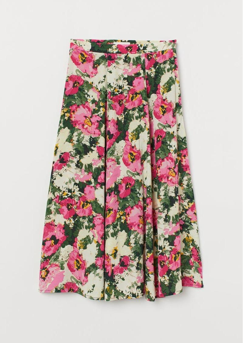 H&M H & M - Circle Skirt - Pink