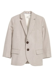 H&M H & M - Cotton Blazer - Brown