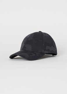 H&M H & M - Cotton-blend Cap - Black