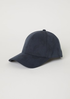 H&M H & M - Cotton-blend Cap - Black