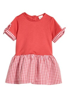 H&M H & M - Cotton Dress - Red