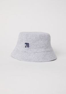 H&M H & M - Cotton Sun Hat - Gray