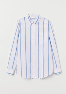 H&M H & M - Cotton Shirt - White