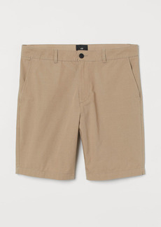 H&M H & M - Cotton Shorts - Beige