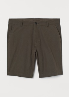 H&M H & M - Cotton Shorts - Green