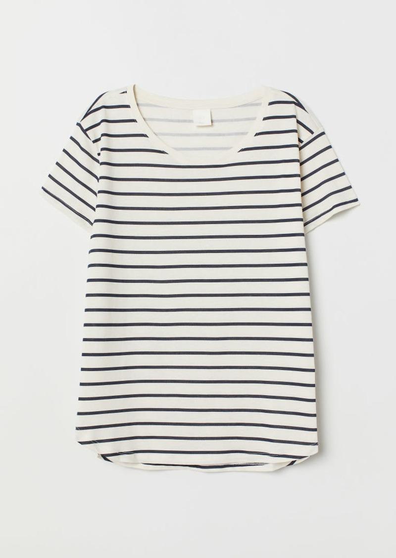 H&M H & M - T-shirt - White