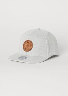 H&M H & M - Cotton Twill Cap - Gray