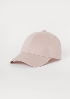 H&M H & M - Cotton Twill Cap - Pink