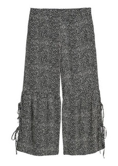 H&M H & M - Culottes with Lacing - Black