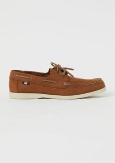 H&M H & M - Deck Shoes - Beige
