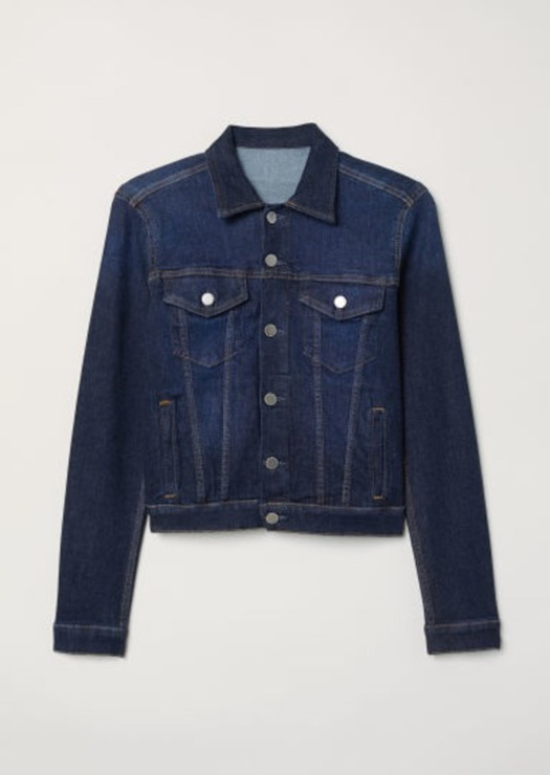 H&M H & M - Denim Jacket - Blue