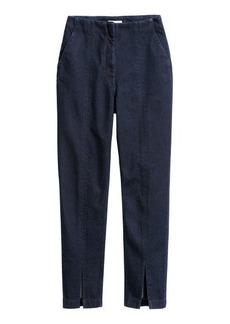 H&M H & M - Denim Pants - Blue