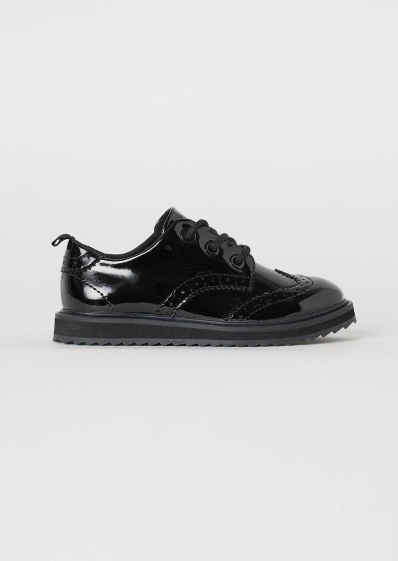 H&M H & M - Derby Shoes - Black