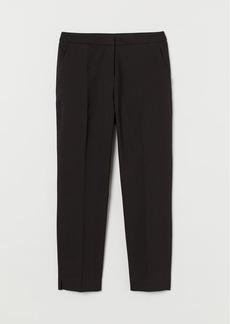 H&M H & M - Dress Pants - Black
