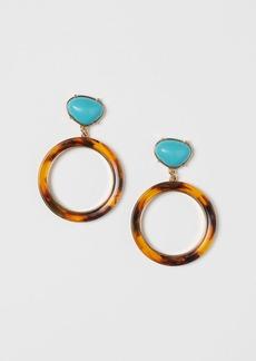 H&M H & M - Earrings - Orange