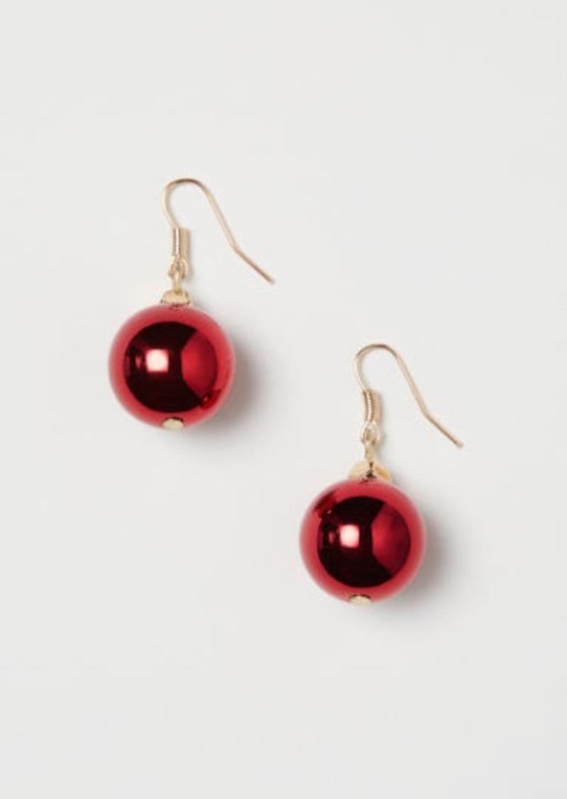 H&M H & M - Earrings - Red