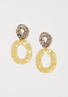 H&M H & M - Earrings - Yellow