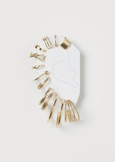 H&M H & M - Earrings and Ear Cuffs - Gold