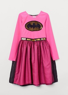 H&M H & M - Fancy dress costume with cape - Pink