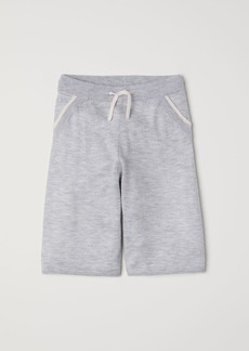 H&M H & M - Fine-knit Pants - Gray