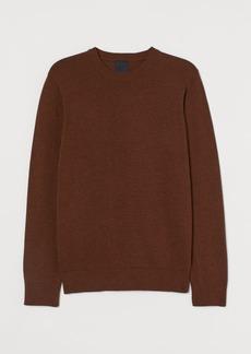 H&M H & M - Fine-knit Sweater - Beige