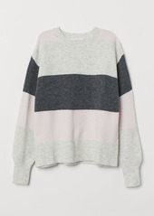 H&M H & M - Fine-knit Sweater - Pink