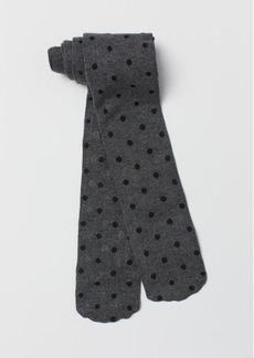 H&M H & M - Fine-knit Tights - Gray