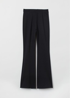 H&M H & M - Flared Leggings - Black