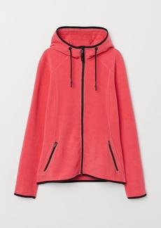 H&M H & M - Fleece Outdoor Jacket - Pink