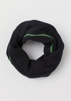 H&M H & M - Fleece Tube Scarf - Black