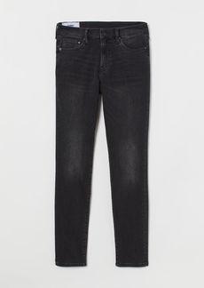 H&M H & M - Freefit® Skinny Jeans - Black