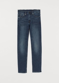 H&M H & M - Freefit® Slim Jeans - Blue
