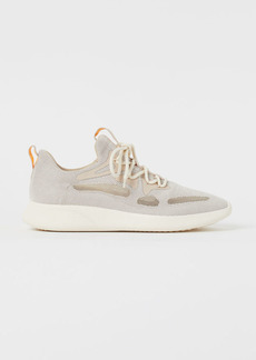 H&M H & M - Fully-fashioned Sneakers - Beige
