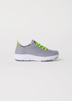 H&M H & M - Fully-fashioned Sneakers - Gray