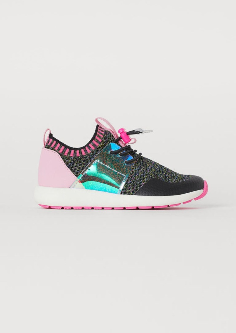 H&M H & M - Fully-fashioned Sneakers - Pink