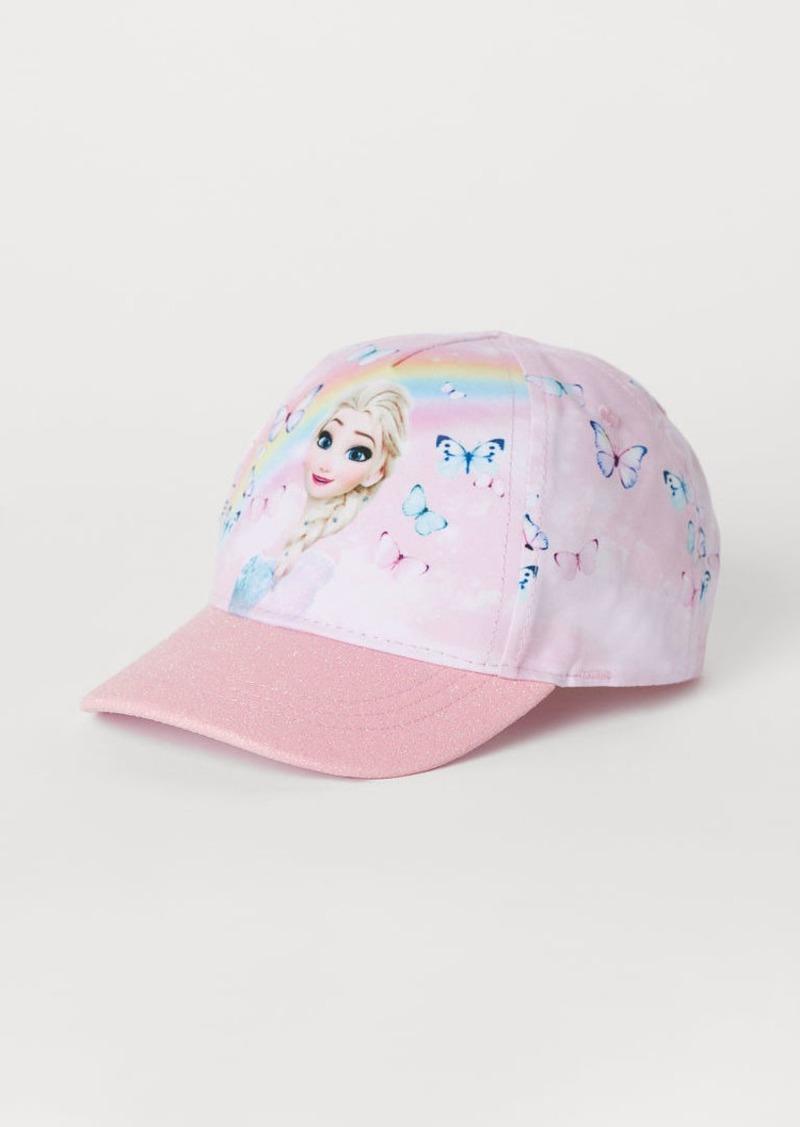 H&M H & M - Glittery Cap - Pink