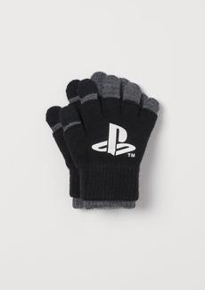 H&M H & M - Gloves/Fingerless Gloves - Black