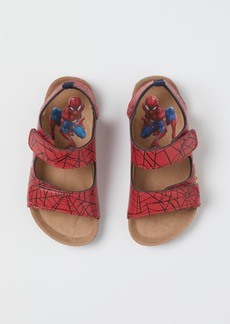 H&M H & M - Graphic-detail Sandals - Red