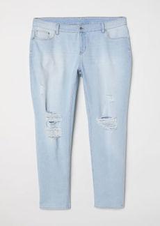 H&M H & M - H & M+ Boyfriend Jeans - Blue