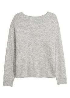 H&M H & M - H & M+ Knit Sweater - Gray