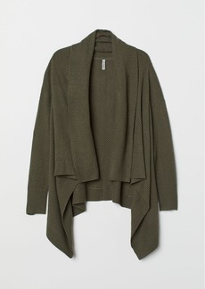 H&M H & M - H & M+ Knit Cardigan - Green