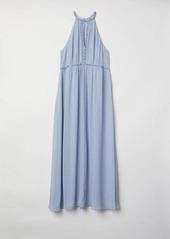 H&M H & M - H & M+ Long Dress - Light blue - Women